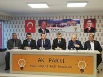 AK Parti Milletvekilleri Kdz. Ereğli'de Partililerle Buluştu