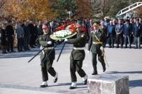 Ardahan'da 29 Ekim Kutlamaları Çelenk Sunma Töreni İle Başladı