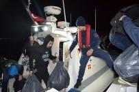Balıkesir'de 5 Düzensiz Göçmen Yakalandı