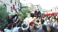 TACİZ ATEŞİ - Barış Pınarı Şehidi Kocaeli'de Son Yolculuğuna Uğurlandı
