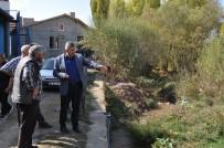 MURAT ERDOĞAN - Başkan Özkan Altun Koyunabdal Mahallesini Ziyaret Etti