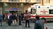 Batman'da Servis Minibüsü Devrildi Açıklaması 1 Ölü, 10 Yaralı