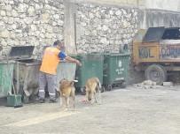 TEMİZLİK GÖREVLİSİ - Belediye Temizlik İşçisinden Anlamlı Davranış