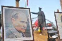 Biriktirdiği Atatürk Fotoğrafları İle Sergi Açtı