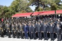 Burdur'da Cumhuriyetin 96'Ncı Yıl Dönümü Kutlamaları