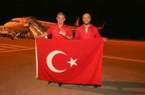 Cumhurbaşkanlığından Milli Sporcu Ali Topaloğlu'na Davet
