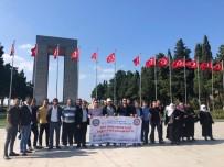 SULTANAHMET CAMII - 'Dede-Nene Torun El Ele Başkale'den Çanakkale'ye' Gezisi