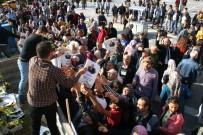 Devrek Belediyesi Vatandaşlara Fidan Dağıttı