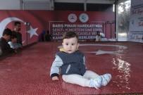 Dünyanın En Büyük Cam Mozaik Türk Bayrağı Ziyarete Açılıyor