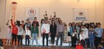 Elazığ'da Satranç Turnuvası Ödül Töreni