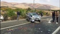 GÜNCELLEME - Elazığ'da Trafik Kazası Açıklaması 2 Ölü, 2 Yaralı