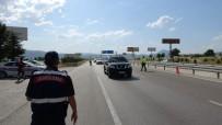 Isparta Jandarma'dan 164 Personelle 'Türkiye Huzur Ve Güven Uygulaması'