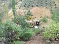 Kahramanmaraş'ta Askeri Araç Devrildi Açıklaması 4 Yaralı