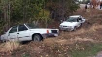 Kahramanmaraş'ta Zincirleme Trafik Kazası Açıklaması 4 Yaralı