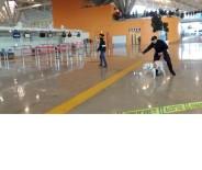 ÖZEL GÜVENLİK GÖREVLİSİ - Kars Harakani Havalimanı'nda Silahlı Saldırı Tatbikatı Gerçeği Aratmadı