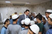 Kaymakam Sinanoğlu'ndan Kur'an Kurslarına Ziyaret