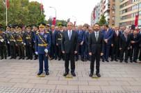KONYA VALİSİ - Konya'da Cumhuriyet Bayramı Kutlamaları