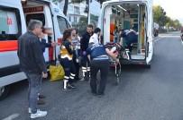 Ordu'da Zincirleme Trafik Kazası Açıklaması 4 Yaralı