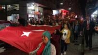 Rize'de Fener Alaylı Cumhuriyet Coşkusu