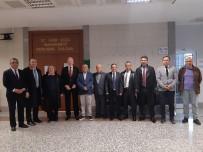 ENIS BERBEROĞLU - Sözcü Gazetesi Davasında Yargılamaya Devam Edildi