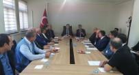 Tunceli'de İl İstihdam Ve Mesleki Eğitim Kurulu Toplantısı