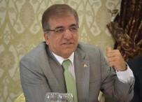 DEMOKRATİKLEŞME - Yalçın Açıklaması 'Türkiye Yakıcı Sıkıntılarla  Uğraşıyor'