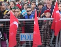 Adana Sokaklarını 'Şehitler Ölmez Vatan Bölünmez' Sloganıyla İnletti