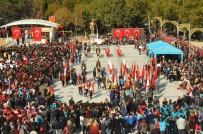 Akşehir'de Cumhuriyet Bayramı Coşkusu