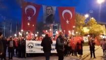 Ardahan'da Cumhuriyet Yürüyüşü