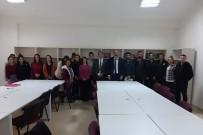 Başkan Dündar, Üniversiteye Hazırlanan Öğrencileri Ziyaret Etti