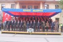 BAYBURT ÜNİVERSİTESİ REKTÖRÜ - Bayburt'ta Cumhuriyet Bayramı Coşkuyla Kutlandı