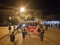 Bayırköy'de Fener Alayı Düzenlendi