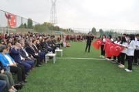 ÖMER ŞAHIN - Bünyan'da Cumhuriyet Bayramı Coşkuyla Kutlandı