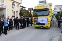 Bursa'dan Suriye'ye Un Yardımı