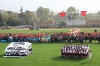 Cumhuriyet Coşkusu Kocaeli'de Renkli Görüntülere Sahne Oldu