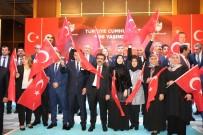 Diyarbakır'da Cumhuriyet Bayramı Resepsiyonu