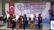 Dünya 16 Yaş Altı Satranç Olimpiyatları Çorum'da Başladı