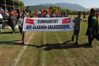 Eğirdir'de Cumhuriyet Bayramı Coşkusu