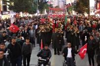 Elazığ'da Fener Alayı Yürüyüşü