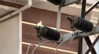 Esenyurt'ta Elektrik Trafosunda Korkutan Görüntü