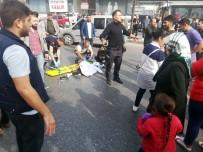 Esenyurt'ta Feci Kaza Açıklaması 1 Ağır Yaralı
