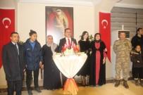 Hakkari'de Cumhuriyet Bayramı Kabul Töreni