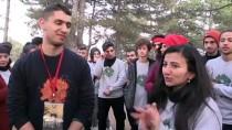 İşitme Ve Konuşma Engelli Gençlerden Mehmetçiğe Destek
