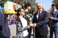 ÖMER SEYMENOĞLU - Isparta'da Cumhuriyet Kupası'nda Derece Alan Okullar Ödüllendirildi