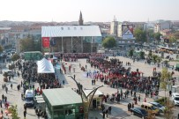 Kırşehir'de Cumhuriyet Bayramı Kutlamaları