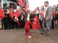 ALI KıLıÇ - Maltepelilerden Cumhuriyet Yürüyüşü