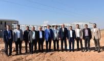 AHMET ÇAKıR - Milletvekilleri, Lisanslı Depoculuk İnşaatında İncelemelerde Bulundu
