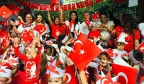 Muratpaşalı Miniklerin Cumhuriyet Coşkusu