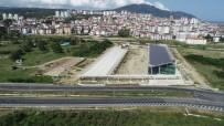 Ordu Terminali İnşaatı Sürüyor