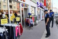 KALDIRIMLAR - Osmangazi'de Sıfır Kaldırım İşgâli